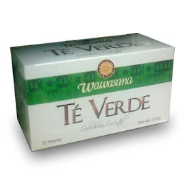 Mint with Inka Tea Delisse